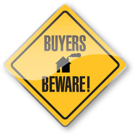 Sunshine Coast Real Estate Buyer's Beware Buying Real Estate Property Sechelt